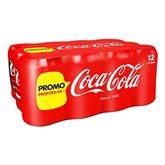 coca cola 12x33cl promo profitez en
