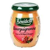 Bénédicta Sauce Bourguignonne  270g