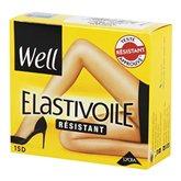 Well Collants Well Elastivoile Résistant noir T1