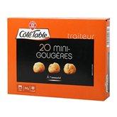 Gougères au fromage Côté Table x20 - 140g