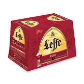 Bière aromatisée Leffe Ruby 15x25cl