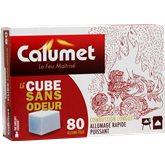 Cubes allume-feu Calumet Sans odeur - x80
