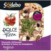 Sodebo pizza dolce regina 400g prix spécial