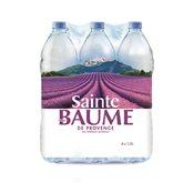 Eau Minérale Sainte Baume 6 x 1,5L