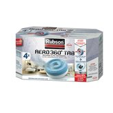 Rubson Recharge power tabs  x4 450g