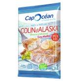 Cap Océan Colin Alaska  Au beurre citronné - 200g