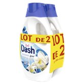 Lotus Lessive liquide  Dash 2x1.265L
