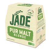 Jade Bière blonde Jade Bio - 4.5%vol - 6x25cl
