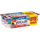 Danone Velouté Fruix Danone Panachés - 8x125g