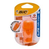 Bic Taille-crayon 1 trou Bic Orange - Elipse - x1