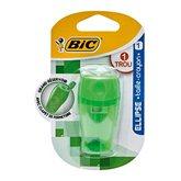 Bic Taille-crayon 1 trou Bic Vert - Elipse - x1