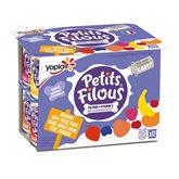 Yoplait Petits Filous Yoplait Fruits panachés - 12x50g