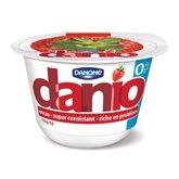 Danone Yaourt Danio Fraise - 0% - 150g