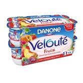 Danone Velouté fruix panaché Danone 16x125g