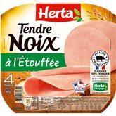 Herta Tendre Noix Herta à l'étouffée x4 - 160g