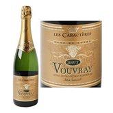 Vouvray Vin mousseux  Brut AOC - 75cl