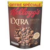 Kellogg's Céréales Extra  Choco noir - 600g