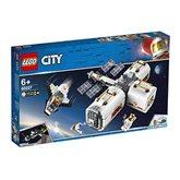 Lego La station spatiale lunaire  - Dès 6 ans
