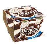 Nestlé Mousse de Viennois  Chocolat - 4x90g