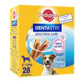 Pedigree Biscuits Dentastix Pedigree Petit chien - x28 - 440g