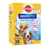 Pedigree Biscuits Dentastix Pedigree Moyen chien - x28 - 720g