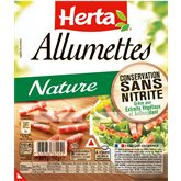 Herta Allumettes Herta Nature - 2x75g