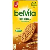 LU Biscuit petit déjeuner Belvita Brut - 400g