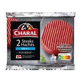 Charal Steak haché Charal 5%mg - 2x130g