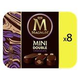 Magnum Mini Glaces Magnum Double chocolat - x8 - 400g