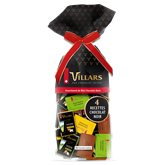Villars Assortirment mini chocolat noir Villars Maitre Chocolatier 500g