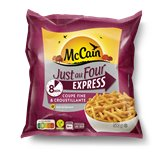 Mc Cain Frites Mc Cain Just au four express - 500g