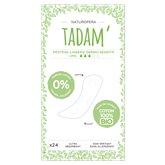 Tadam' Protège lingerie long Tadam Dermo-sensitives bio - x24