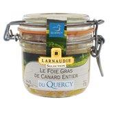 Jean Larnaudie IGP Foie gras canard Larnaudie Entier - 175g