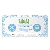 Tadam' Tampons bio super Tadam Dermo-sensitifs - x16