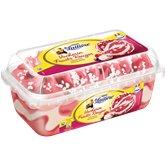 Nestlé Crème glacée La Laitière Vacherin fruits rouges - 510g