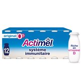 Actimel Actimel nature 0%mg 12x100g