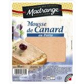 Madrange Mousse de canard Madrange Au porto - 180g
