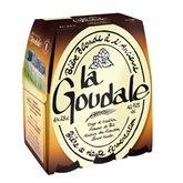 La Goudale Bière blonde La Goudale 7.2%vol. - 6x25cl