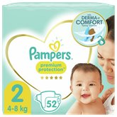 Pampers Couches Pampers Premium T2 - x52