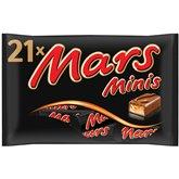 Mars Barre chocolatée Mars Minis - 403g