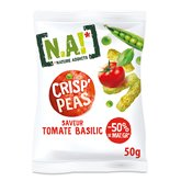[N.A!] Nature Addicts Cris'peas N.A Tomate basilic - 50g