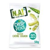[N.A!] Nature Addicts Cris'Peas N.A! Crème oignon - 50g