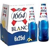 1664 Bière blanche 1664 6x25cl