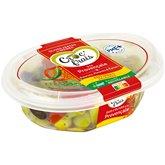Croc' frais Olives Apéritives A la provençale - 250g