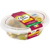 Croc' frais Olives farcies Croc'frais Aux amandes - 200g