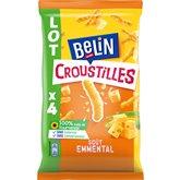 Belin Croustilles Belin Emmental - 4x138g