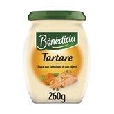 Bénédicta Sauce Tartare Bénédicta 260g