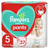 Pampers Culottes Pampers Baby Dry Pants Taille 5 - x37