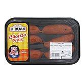 Chorizo frais Hiruak A griller 330g