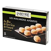 Macarons Labeyrie,LABEYRIE,x12 126g